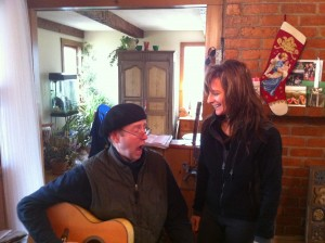 Charlie Karp and Paula G will perform together at the Black Duck in Westport, NYE 2013.